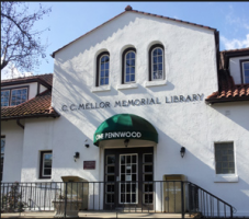 CC Mellor Library
