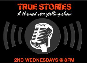 True Stories logo