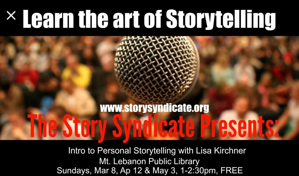 storytelling workshop mt lebo 2