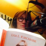 Lisa Kirchner reading at WESA