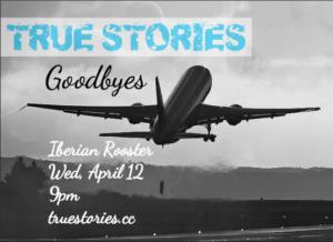 true stories goodbyes