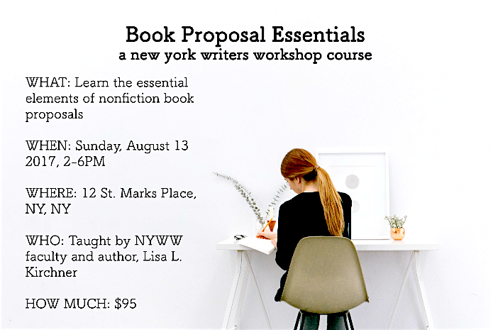 Learn The Essentials Of Writing A Nonfiction Book Proposal